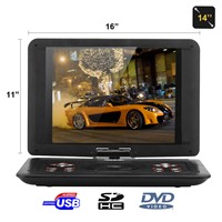 2016 Hot Selling LED Screen DVD Player