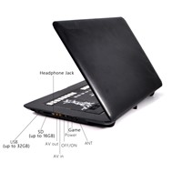 17inch Lithium Battery Pack for Portable DVD Player
