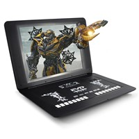 New Design 17inch Support Rmvb DVD Player