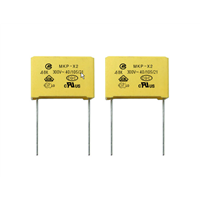 X2 metallized polypropylene film capacitors ( Interference Suppression Capacitors / Class X2)