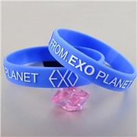 Promotional Customized Silicone Wristbands