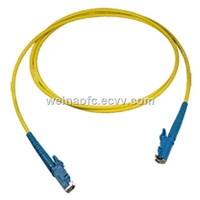 Fiber Optic Jumpers Patch Cables Cords NZ-DSF G655 E2000 Singlemode