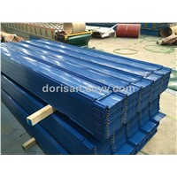 PPGI PPGL GL Prepainted Galvanized Corrugated Steel Roof Sheet Color Coated Steel Tile for Roofing