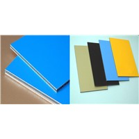Aluminum Composite Panel, ACP, Exterior Wall Cladding