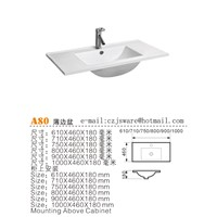 Ceramic Cabinet Basin, Thin Edge Basin, Top Counter Basin Suppliers & Manufacturers from China