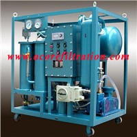 High Vacuum Insulating Oil Purification System