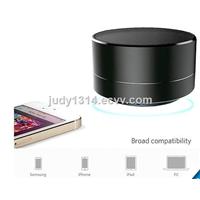 Wholesale Music Mini LED Light Bluetooth Speaker with FM Radio