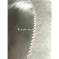 Cold Friction Saw Blade.