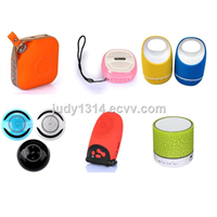 High Quality Bluetooth Ball Shape Speaker Factory Price Music Mini Bluetooth Speaker