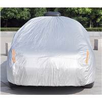 Automatic Car Covers Solar Model Remote Control Rechargeable Battery