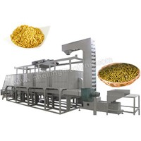 TFD600 Mung Bean Peeling Line for Sale