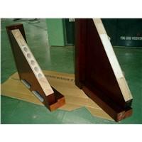 WH Intertek Certificate Solid Fire Rated Wood Door