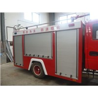 Roller Shutter Door for Fire Fighting Truck