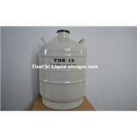 TianChi Liquid Nitrogen Storage Container 15L In Bangladesh