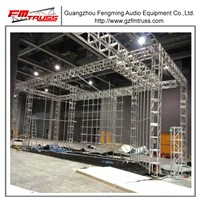Exhibition Trading Truss System, Exhibition Truss Booth.