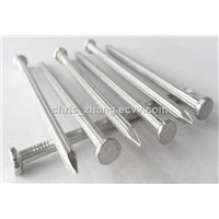 Hardened Steel Concrete Nails, Steel Galvanized Concrete Nail