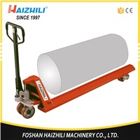 Hydraulic Material Handing Tools 3 Ton Hand Paper Roll Pallet Truck