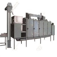 Continuous Nut Roasting Machine with High Capacity On Sale