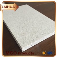 Fire Resistant Class A1 Flexible & Safe Building Material Mgo Board Magnesium Oxide Board