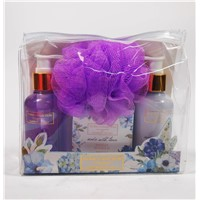 Bar Sets Bath Gift Set Bath Gel & Bubble Bath Fuels the Soul, Keeping the Body & Spirit In Balance.