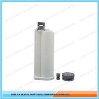 50ml 10:1 AB Glue Two Component Plastic Silicone Cartridge