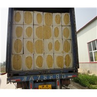 Cheap Price China Factory Rock Wool Board Wall Insulation