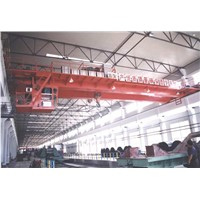 High Availability QD Type Double Beam Bridge Crane 16/3.2 t