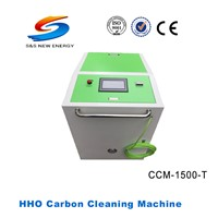 Hydrogen Fuel Cell HHO Generator 220V Car Engine Washing Machine 1500L/H CCM-1500-T