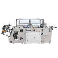 Low Price of Designable Paper Food Box Making Machine MR-800C