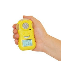 LPG Gas Leak Detector, Portable Gas Leak Monitor for Industrial Use