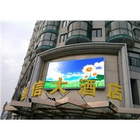 PH10 LED Outdoor Full Color Display