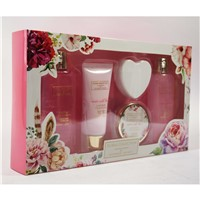 OEM Customized Wholesale High Quality Natural Body Care Bath Gift Set
