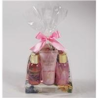 Hot Body Care Shower Gel Set Rose Whitening Body Wash Rose Skin Brightening Body Lotion OEM/ODM