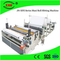 Automatic Industrial Paper Maxi Roll Slitting Machine