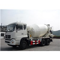 Dongfeng 8m3 Mobile Concrete Mixer Truck, Cement Mixing Truck