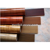 Door Frame Transfer Film, Wood Grain Transfer Foil