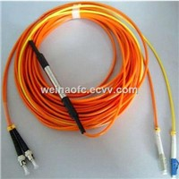Fiber Optic Mode Conditioning Patch Cord ST-LC LC-ST