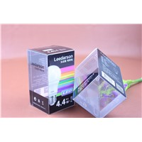 Soft Crease Plastic Folding Box