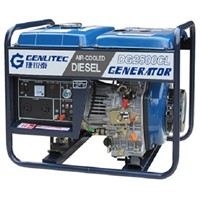 Air Cooled, Single Cylinder Portable Diesel Generator 2kw, 3kw, 5kw & 6kw