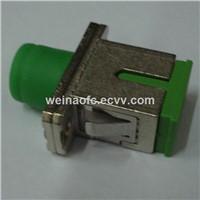 Fiber Optical Hybrid Adapter SC-FC Metal Housing