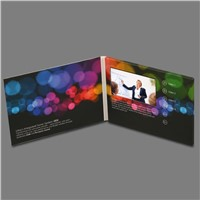 Consumer Electronics 4.3 Inch Video Greeting Card Components, Video Brochure Card