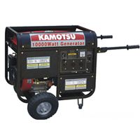 8.5KVA Gasoline Generator Whith Electric Start & Single Phase