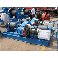 Material Handling Tools Customized Electric Winch 5 Ton 15 Ton