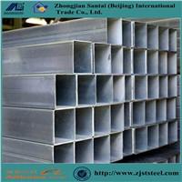 ERW Mild Shs Rhs 200x200 Galvanized Square Steel Tube