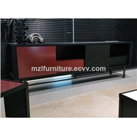 Natuzzi most Popular Solid Ash Wood TV Stands High Light TV Stand Living Room TV Stand OEM Factory