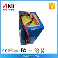24v 100ah Lifepo4 Battery Pack for Solar System