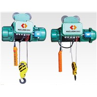 HC HM Model Heavy Duty Electric Wire Rope Hoist for Hot Sales