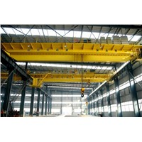 LH Type Normal Speed Double Girder Electric Hoist Overhead EOT Crane