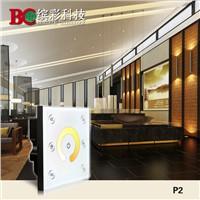 P2 12v-24v CT LED Dimmer Touch Panel