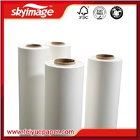 SKYIMAGE FS105GSM High Tacky Sublimation Paper Roll for Jersey/Sportswear/Swimwear